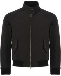 Baracuta G9 Harrington Jacket - Black