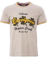 Chevignon Clover T-shirt - Gris Chine - Multicolour