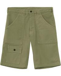 Homecore Pershing Shorts - Green