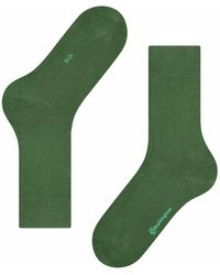 Burlington Lord Socks - Green