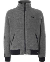 Filson Sherpa Fleece Jacket - Gray