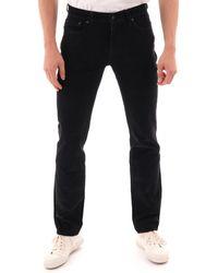 Levi's 511 Slim Fit Corduroy Trousers - Black