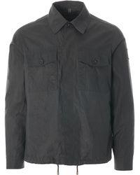 Belstaff Recon Overshirt - Black
