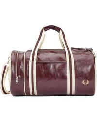 Fred Perry L7220-448 Barrel Bag - Multicolour