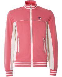 Fila Onyx Essential Track Jacket - Pink