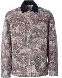 Carhartt WIP Michigan Coat (summer) - Multicolour