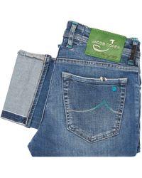 Jacob Cohen - Limited Edition J622 Comfort Jeans - Slim Fit - Lyst