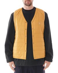 Gramicci Padding Vest Jacket - Multicolour