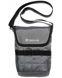 Snow Peak Mini Shoulder Bag - Grey