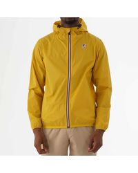 K-Way K004bd0xcc Claude Mustard - Yellow