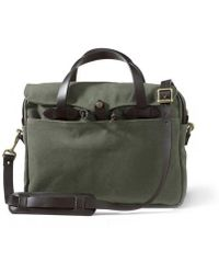 Filson | Original Briefcase - Otter Green | Lyst