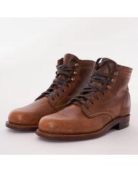 Wolverine Original 1000 Mile Boot - Cognac - Brown