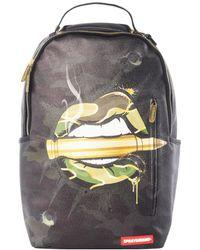 Sprayground Army Lips Backpack