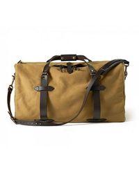 Filson Small Duffle Bag - Brown