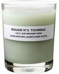 A.P.C. Scented Candle No3 - Green