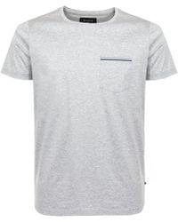 Matíníque - Jeremy Grey Marl T-shirt - Lyst