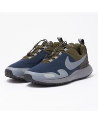 Nike - Khaki/navy Air Pegasus At - Lyst