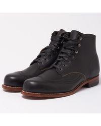 Wolverine Black Addison Boot