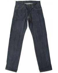 Edwin Nashville Red Listed Selvage - Blue