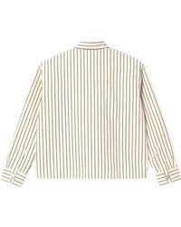 Carhartt WIP Womens Long Sleeve Trade Shirt - Natural