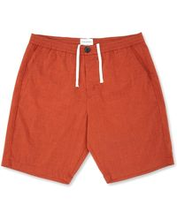 Oliver Spencer - Drawstring Shorts Marwood - Lyst