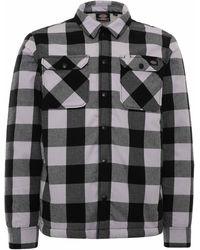 Dickies Sherpa Lined Sacramento Shirt - Black