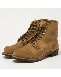 Red Wing - 8083 Iron Ranger Boot - Hawthrone - Lyst
