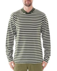 Barbour Lanercost Long Sleeve Tee - White