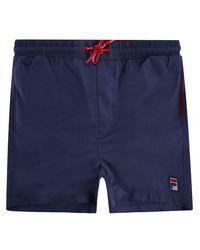 Fila Artoni Swim Shorts - Peacoat - Blue