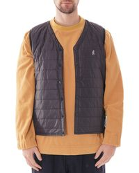 Gramicci Padding Vest Jacket - Black