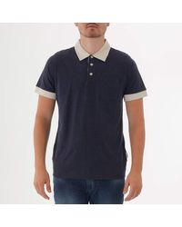 Oliver Spencer Herrera Polo Shirt - Blue