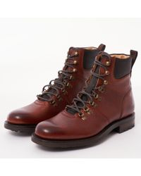 Cheaney Cheaney Ingleborough B Hiker Leather Boot - Brown