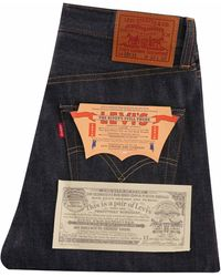 Levi's 1947 501 Rigid Denim - Blue
