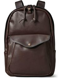 Filson Weatherproof Journeyman Backpack - Brown