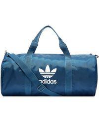 adidas Originals Ac Duffle Bag - Blue