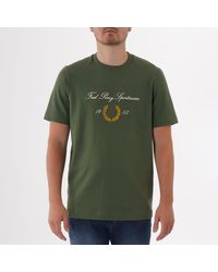 Fred Perry Sportswear T-shirt - Green