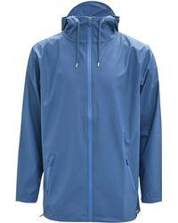 Rains Breaker Jacket - Blue