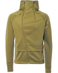 Asics - Olive Fuzex Urbanadapt Jacket - Lyst