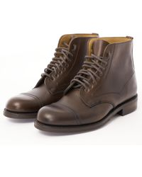 Cheaney Jarrow Derby Boot - Brown
