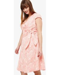 Studio 8 - Judy Jacquard Dress - Lyst