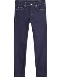 Alexander McQueen - Skinny Jeans - Lyst