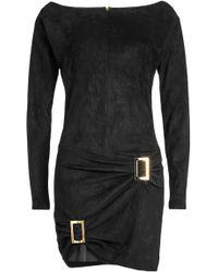 Jitrois - Roxy Suede Dress - Lyst
