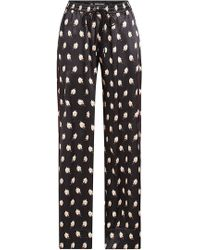 Markus Lupfer - Alexis Printed Joggers - Lyst
