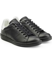Isabel Marant - Leather Sneakers - Lyst