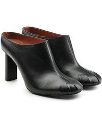 JOSEPH - Leather Mules - Lyst