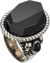 Alexander McQueen - Knot Ring - Lyst