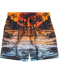 Vilebrequin - Moorea Printed Swim Trunks - Lyst