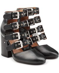 Laurence Dacade | Leather Sandals With Buckles | Lyst