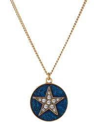 Marc Jacobs - Star Necklace - Lyst