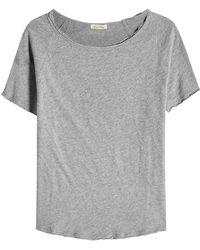 American Vintage - Cotton T-shirt - Lyst